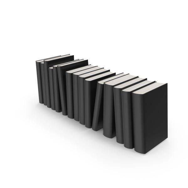 Thumbnail for Kit de libros negros