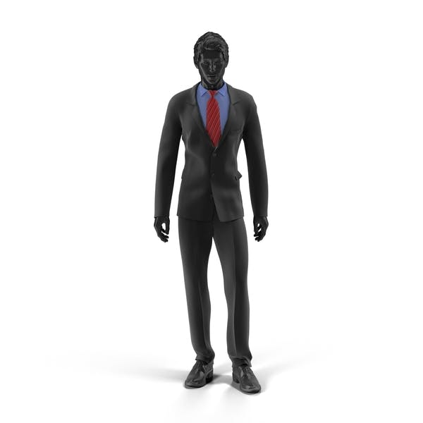 Thumbnail for Showroom Mannequin Male In Business Suit