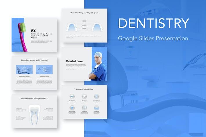 Thumbnail for Dentistry Google Slides Template