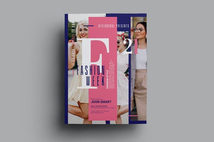 Thumbnail for Fashion Flyers