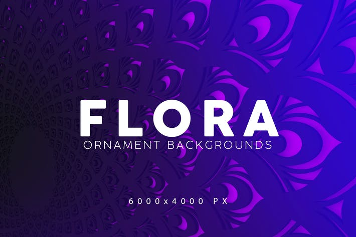 Thumbnail for Flora Gradient Backgrounds