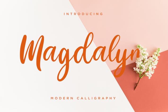 Thumbnail for Magdalyn Modern Calligraphy