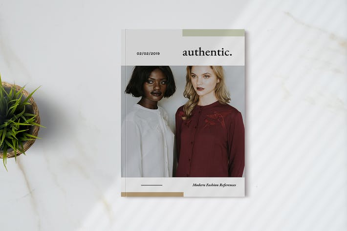 Thumbnail for Authentic - Lookbook
