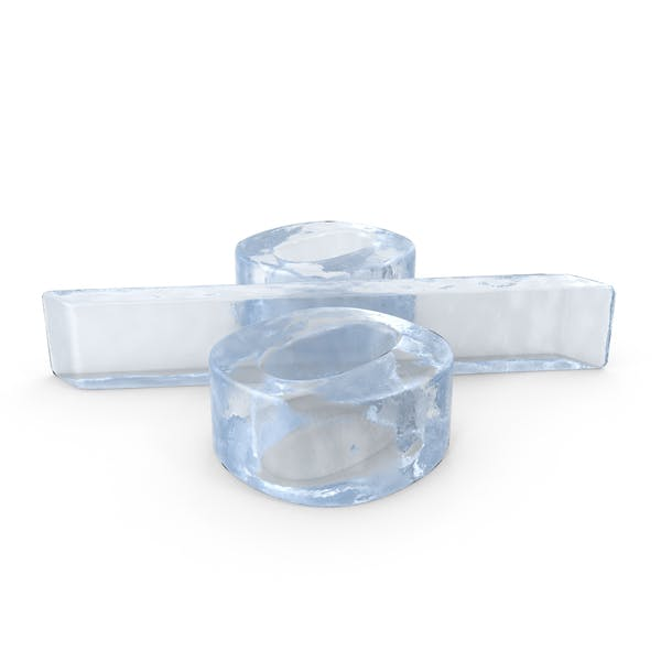 Ice Percentage Sign