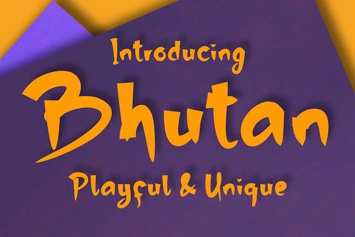 Thumbnail for Bután
