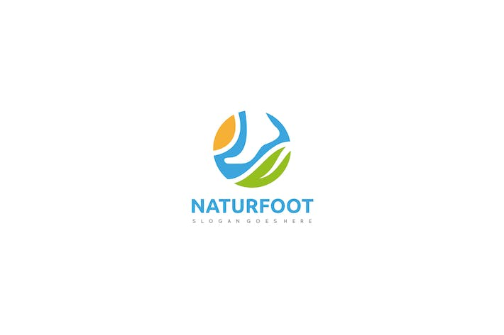Thumbnail for Nature Foot Logo