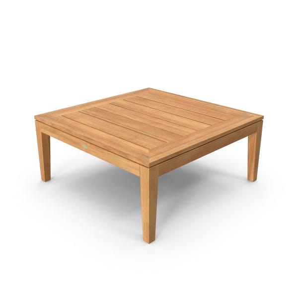 Patio Coffee Table