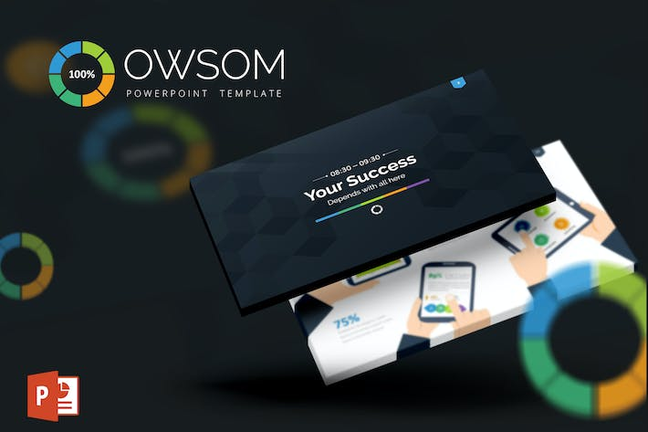 Thumbnail for Owsom Powerpoint Template