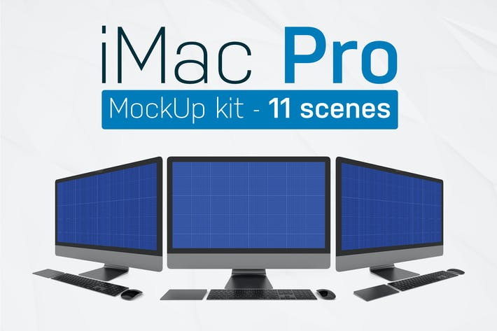 Thumbnail for Kit iMac Pro