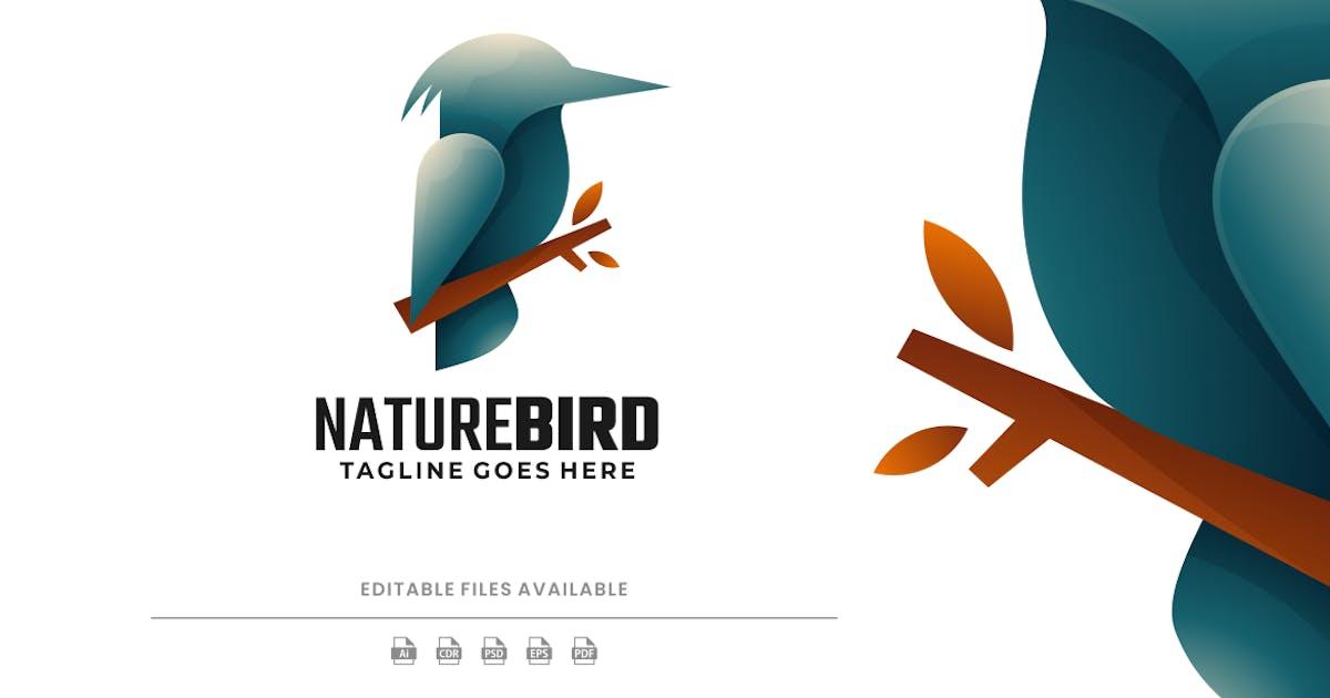 Download Bird Gradient Logo by artnivora_std