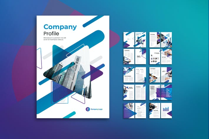 Thumbnail for Company Profiles for Creative Agency