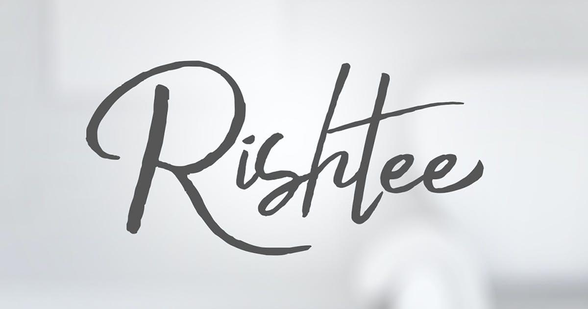 Download Rishtee Signature by khurasan