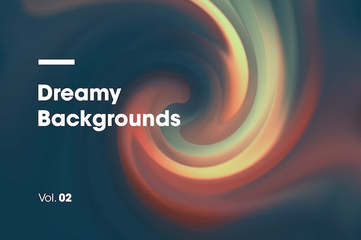 Thumbnail for Dreamy Backgrounds | Vol. 02