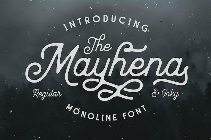 Mayhena Monoline Fuente