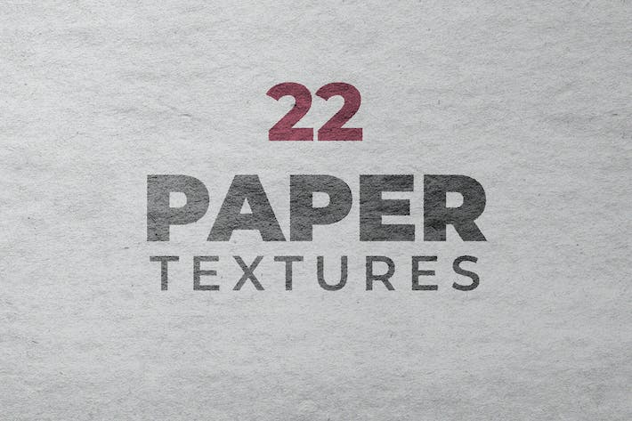 Thumbnail for 22 High Resolution Paper Textures