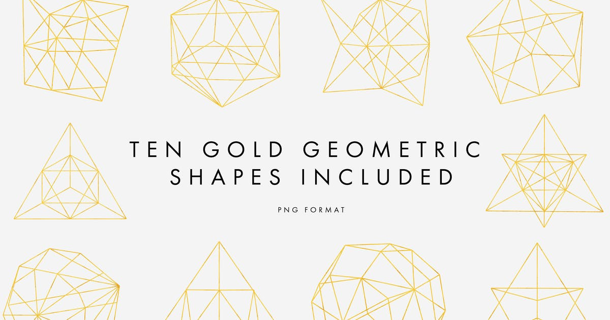 Download Gold Geometric Patterns by aylinmarie