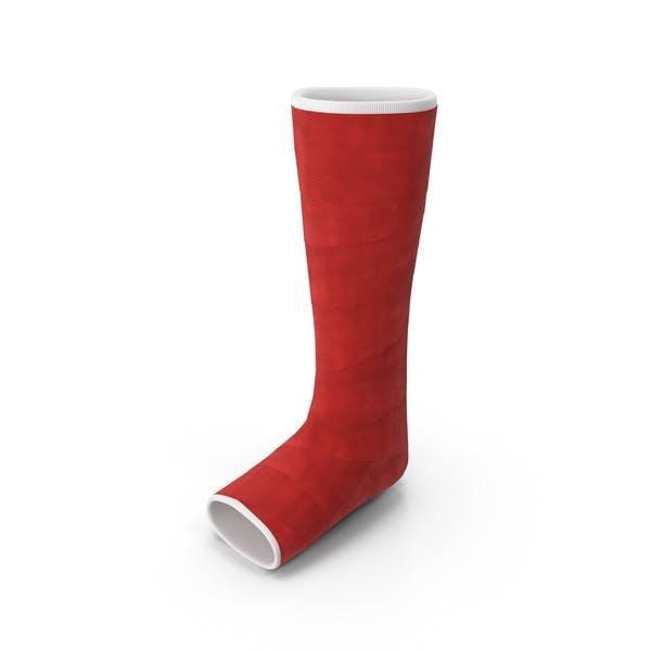 Thumbnail for Orthopedic Leg Cast