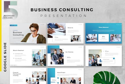B2B Business Consulting Presentation