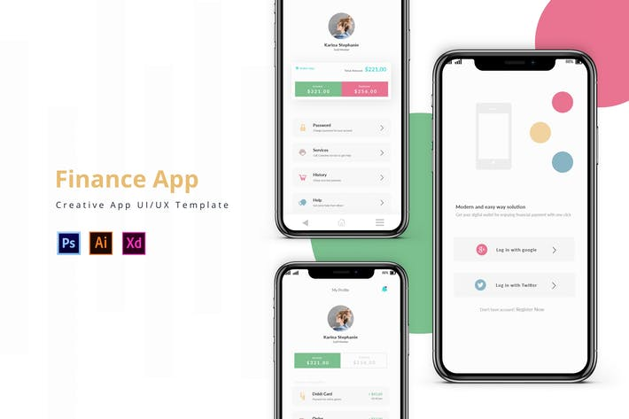 Thumbnail for Simply Finance App