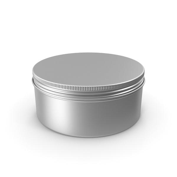 Tarro de aluminio 150ml