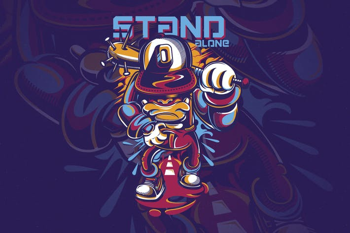 Cover Image For Stand