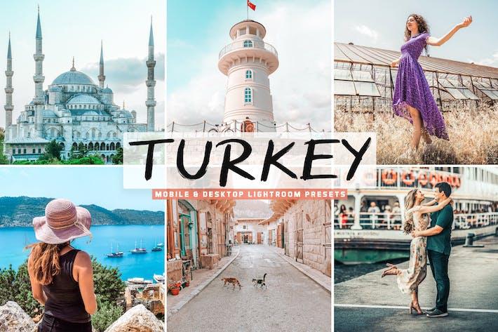 Thumbnail for Пресеты для мобильных и настольных компьютеров Turkey