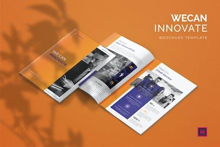 Innovative - Brochure Template