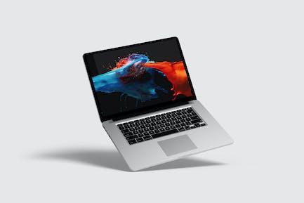 Macbook Pro Mockup V1