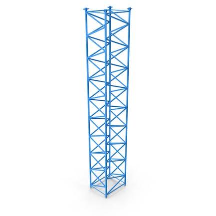 Crane F Intermediate Section 12m Blue