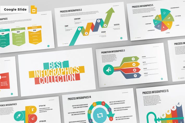 "Download 3,698 Google Slides ""infographics"" Presentation"