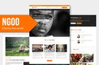 NGOO - Charity, Non-profit Muse Template YR
