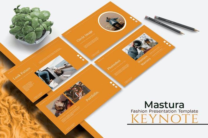 Thumbnail for MASTURA - Мода Шаблон ключевых заKeynote