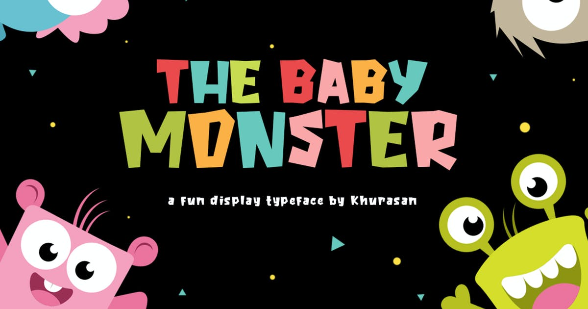 Download The Baby Monster by khurasan