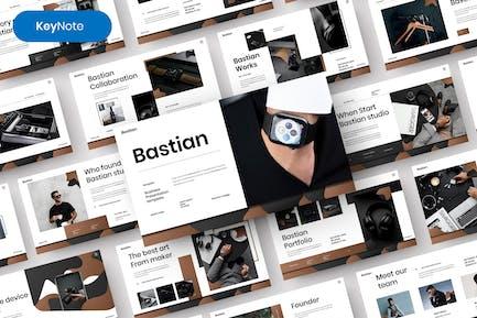 Bastian – Business Keynote Template