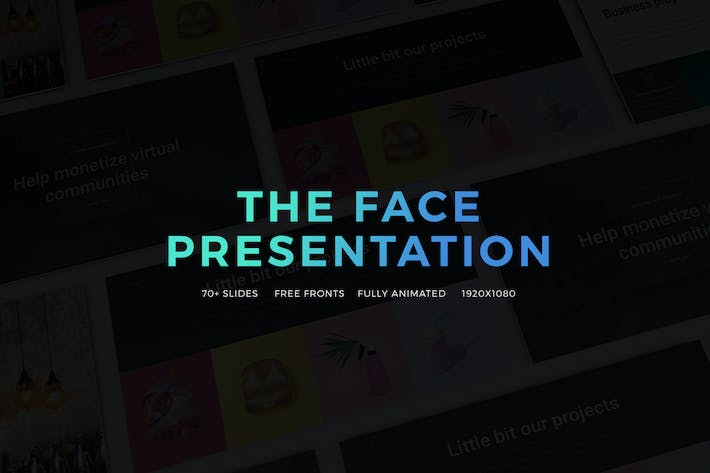 Thumbnail for Face - Agency Presentation