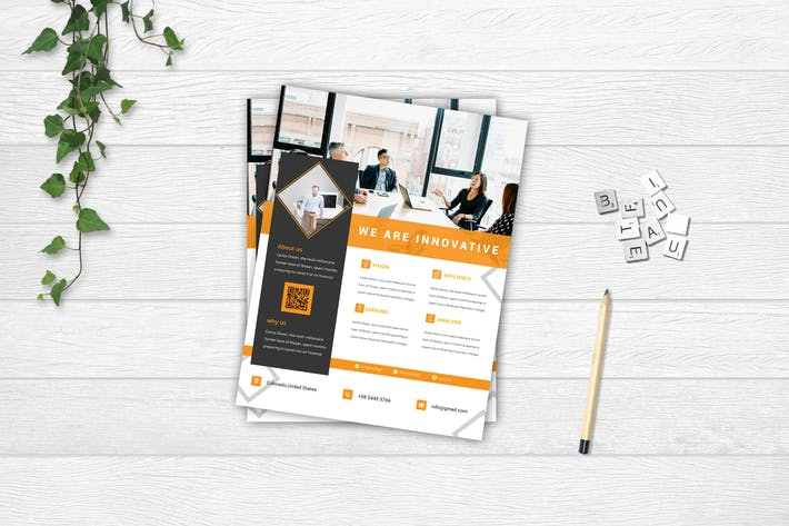 Thumbnail for Business Flyer 1