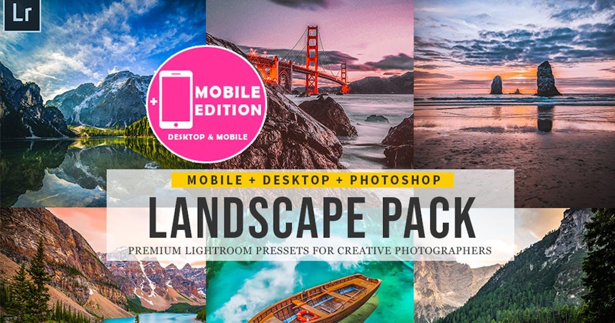 Download Landscape Lightroom Presets by Presetsh