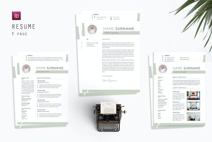 Creative Resume Designer