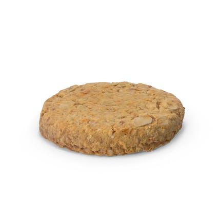 Haferflocken Cracker