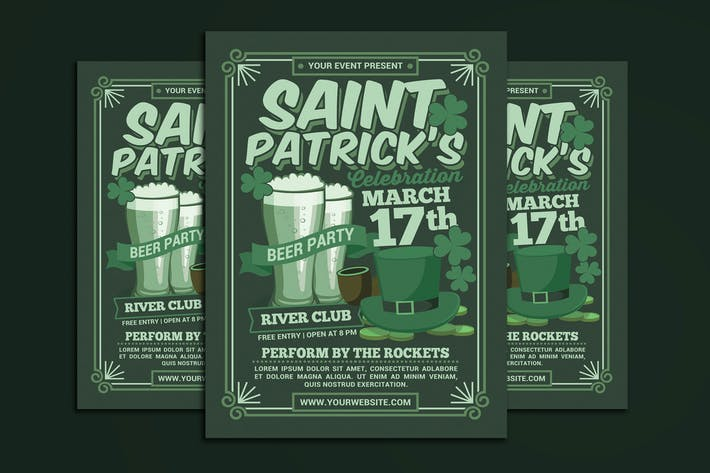 Thumbnail for St Patricks Day Beer Party Celebration