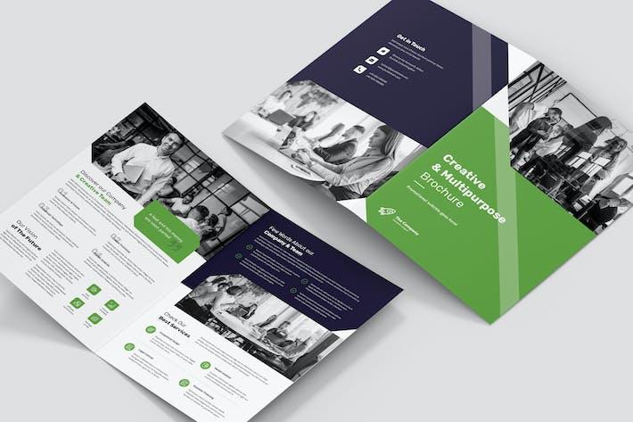 Thumbnail for Brochure – Creative Multipurpose Bi-Fold
