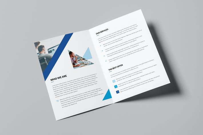 Thumbnail for Brochure – Triangle Multipurpose Bi-Fold