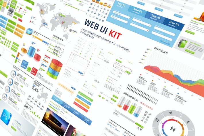 Thumbnail for WEB GUI KIT