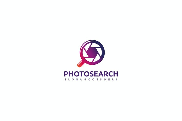 Cover Image For Photo Search Logo