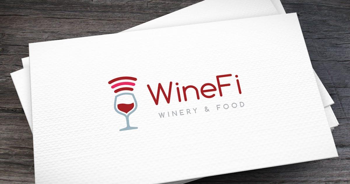 Download Winefi Logo Template by empativo