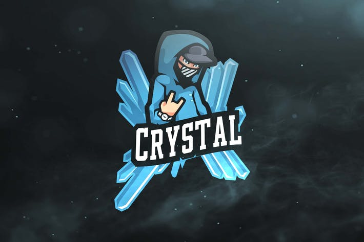 Thumbnail for Crystal Sport and Esports Logos