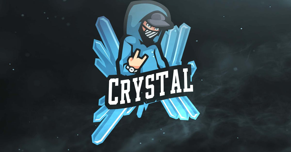 Download Crystal Sport and Esports Logos by ovozdigital
