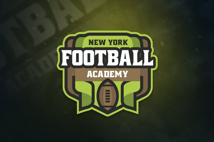 Thumbnail for Football Academy Sports Logo