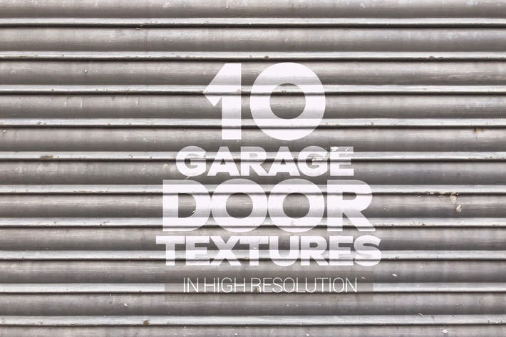 Thumbnail for Garage Door Textures x10