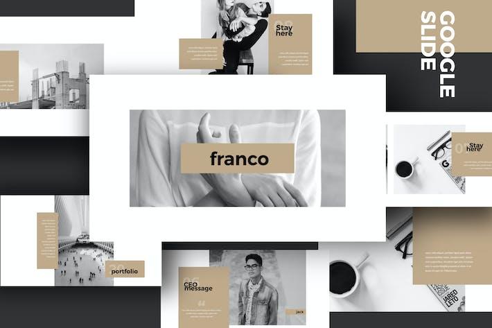 Thumbnail for Франко - Google Слайд